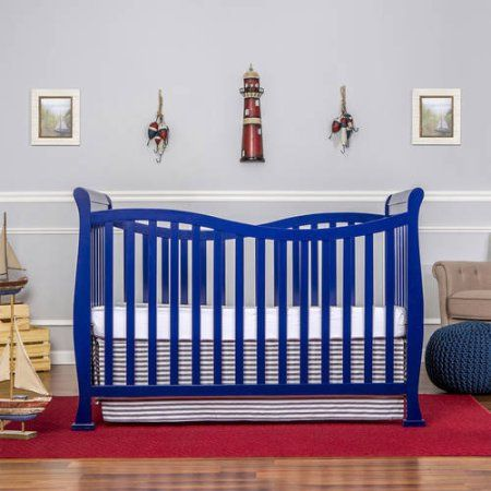 I can't get the black picture to show here - Dream On Me Violet 7-in-1 Convertible Life Style Crib, Choose Your Finish