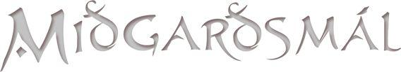 Midgardsmal - the language blog of David Salo, Tolkien language student and translator/inventor of languages for LOTR and the Hobbit films