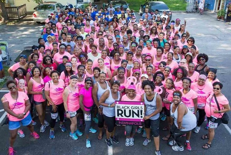 How Black Girls RUN! Is Changing the Face of Fitness: #TBTBGRIndy! Takeover.