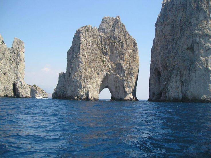 Isla de Capri (Italia). Foto de M.Teresa Olivares