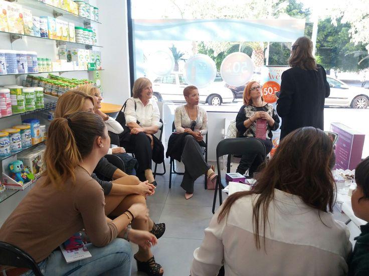 Presentación Genoxage en Alicante #cosmetics #genetics #skincare #skinaging #DNA #diagnosis