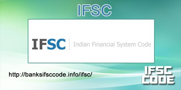 Banks IFSC Code  - The Indian Financial System Code (also known as IFSC) is a 11 character code for identifying the bank and branch which an account is held. The IFSC code is used both by the NEFT. For more details please go through the website.	 http://www.banksifsccode.info/ifsc/