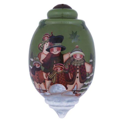 Ne-039-Qwa-Art-034-Gingerbread-Family-034-NEW-BOX-7141106-Angela-Anderson
