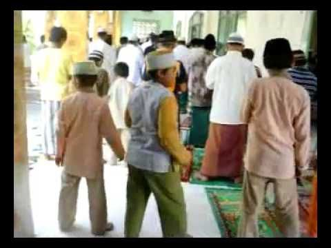 ikut pak sholat JUM'AT PART 1   YouTube 2