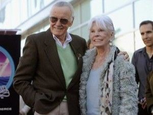 Fallece la esposa de Stan Lee, co creador de numerosos superhéroes de Marvel Comics