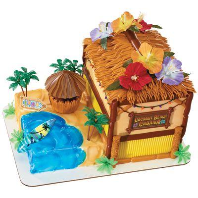 Coconut Cabana Beach Signature Cake Publix cake