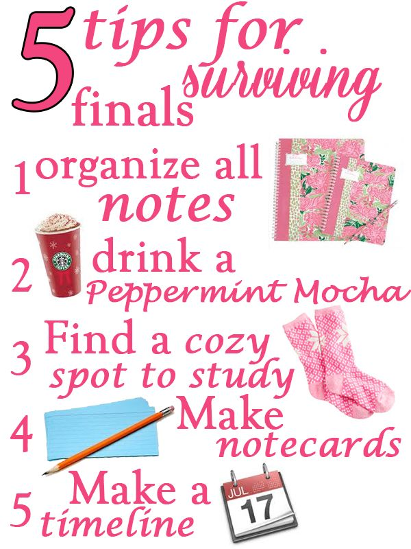 Surviving the College Life