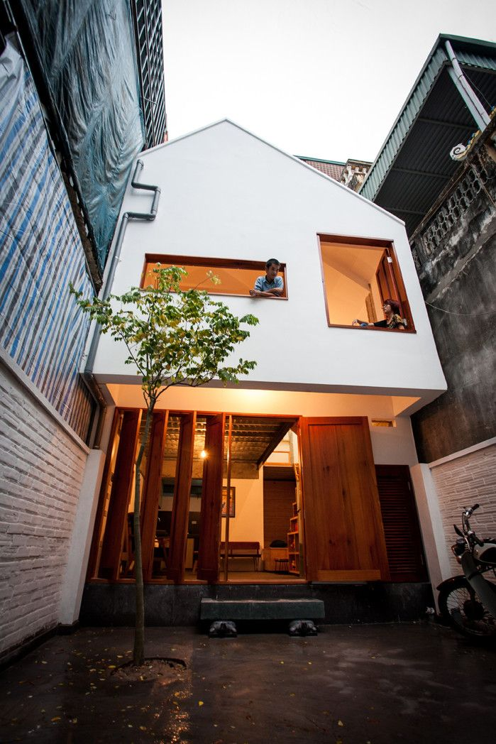 Image 2 of 23 from gallery of KN House / Adrei-studio Architecture. Courtesy of Adrei-studio Architecture