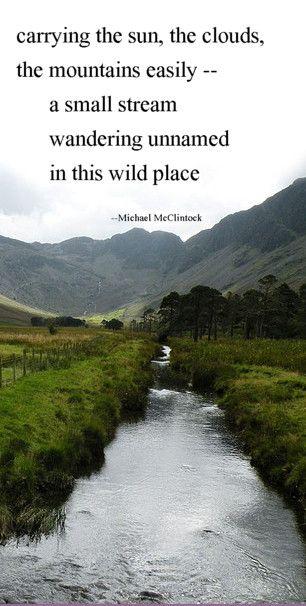Tanka poem: carrying the sun-- by Michael McClintock.  Poetry / Tanka