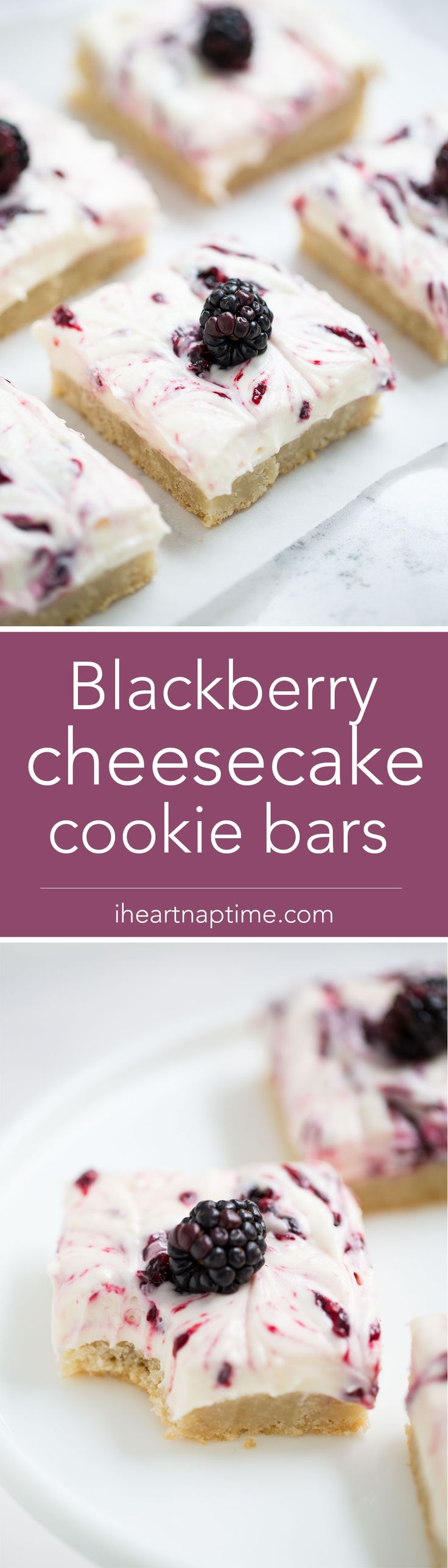 These Brownie Cheesecake Bites Are Absolutely Divine