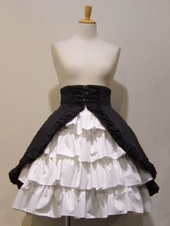 Other Amusements: Weekend designer - lolita skirt patterns