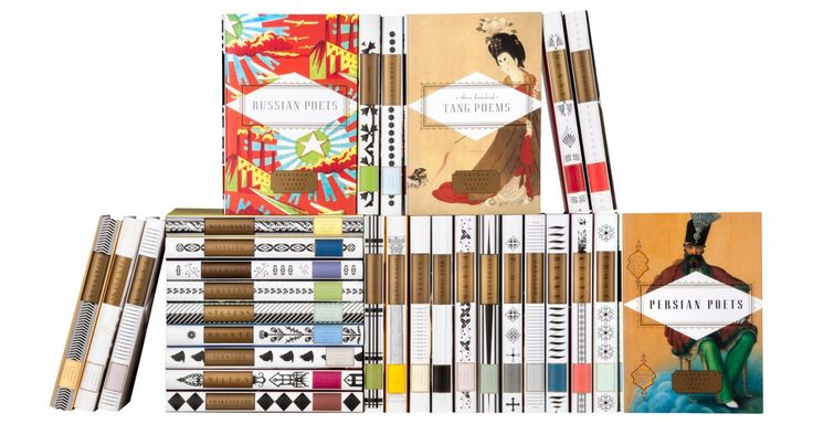 This set of 30 poetry books features an amazing variety of poems in charmingly designed books and jackets.  The selections include: Beat Poets, Zen Poems, Irish Poems, Russian Poets, Roman Poets,...