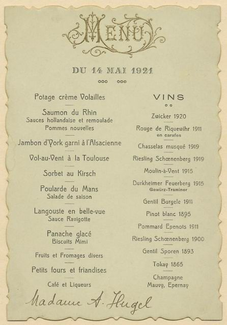 17 Best Ideas About Vintage Menu On Pinterest Menu