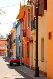 Resultado de imagen para calle viña del mar santiago de chile
