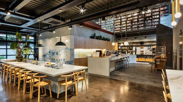 Hyundai Cooking Library by Blacksheep Design Studio | dezeen