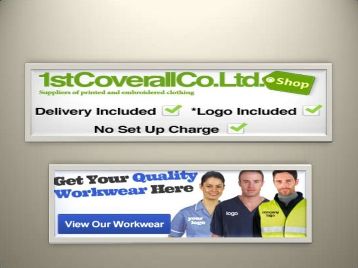 1st Coverall Co Ltd offers you embroidery service on shirts and t shirts. Choose your favorite logo and get print on you shirts and t shirts.