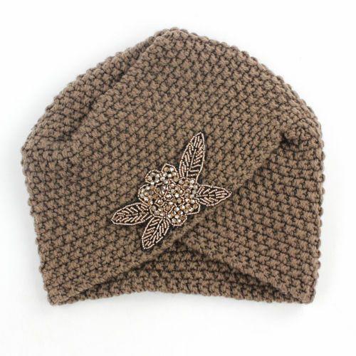 Womens-Lady-Beret-Braided-Baggy-Beanie-Crochet-Warm-Winter-Hat-Ski-Cap-Wool-Hat