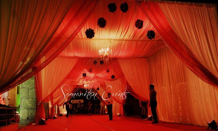 Entrance Wedding Canopy Wedding Decor