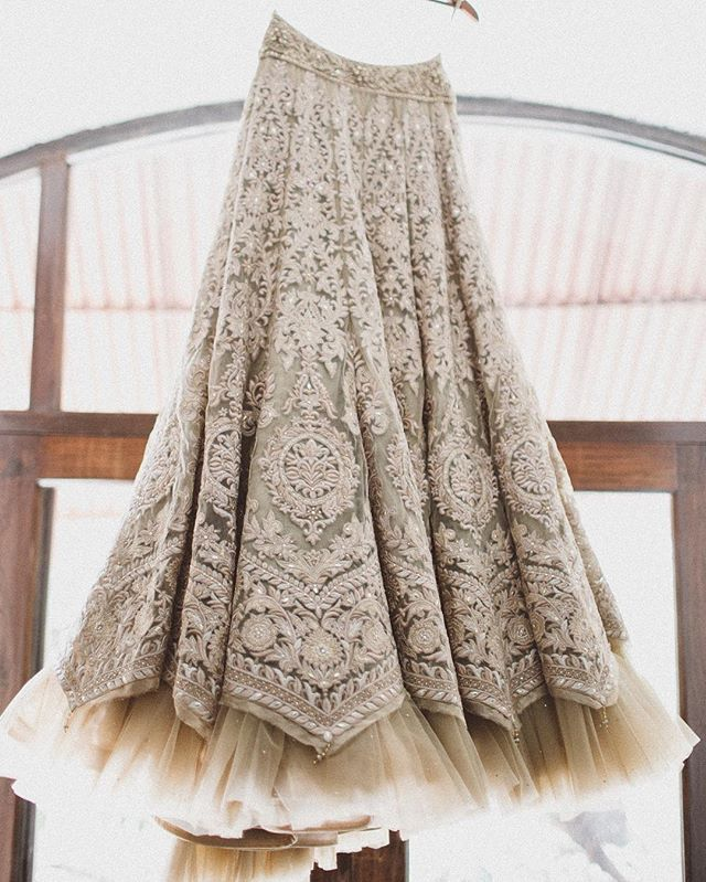 Boho wedding skirt
