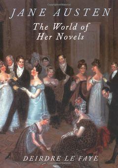 제인 오스틴 소설의 세계 | Deirdre Le Faye (Author)  320페이지, 2003년9월 출간,1.8 x 15.4 x 20.8 cm  DEIRDRE LE FAYE 는 제인 오스틴의 전기를 펴낸 제인 오스틴 전문가이다. <제인 오스틴 소설의 세계> 에서 저자는 그녀가 살았던 시대의 역사적 배경을 자세히 설명한다. 그리고 제인 오스틴의 소설에 등장하는 인물과 책이 출간되었을때의 비평및 독자의 반응등을 다양한 사진과 함께 소개한다.