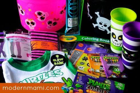 #Halloween Gift Baskets for #Kids