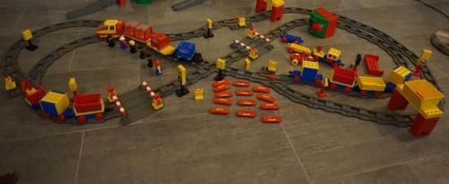 Lego Duplo EisenbahnSet XXL mit vielen Schienen & Wagons in Nordrhein-Westfalen - Mönchengladbach | Lego & Duplo günstig kaufen, gebraucht oder neu | eBay Kleinanzeigen