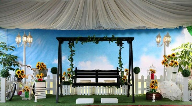 20 Beautiful wedding Dais designs