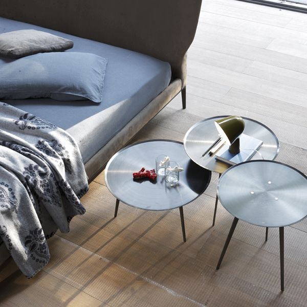 Tavolino T-Gong-design Giuseppe Bavuso-Alivar