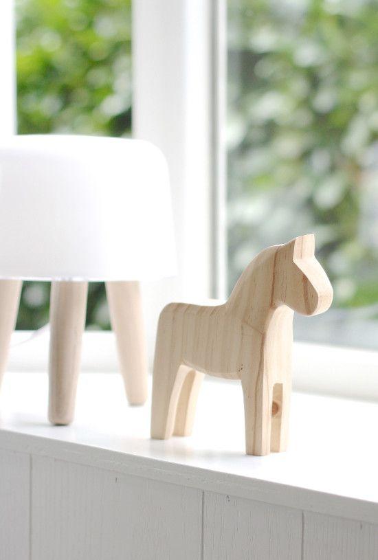 caballo decorativo