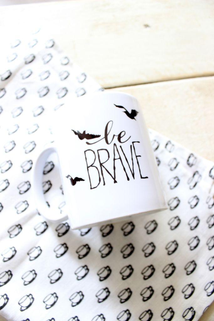 Divergent coffee mug. Be Brave! #Divergent #bebrave #coffeemug