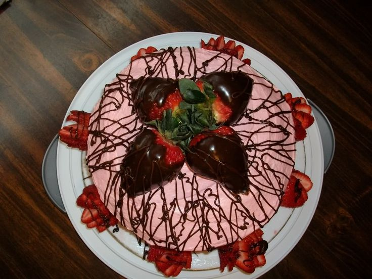 Chocolate Tequila Rose Cake - COOKING Oh Yeah Baby!