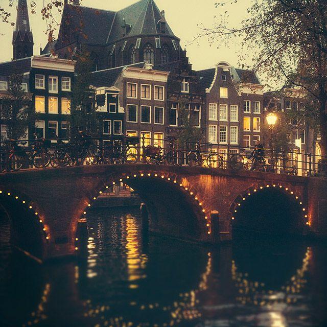 Amsterdam. Fine Art Photography Blog of Irene Suchocki: Everything is Illuminated