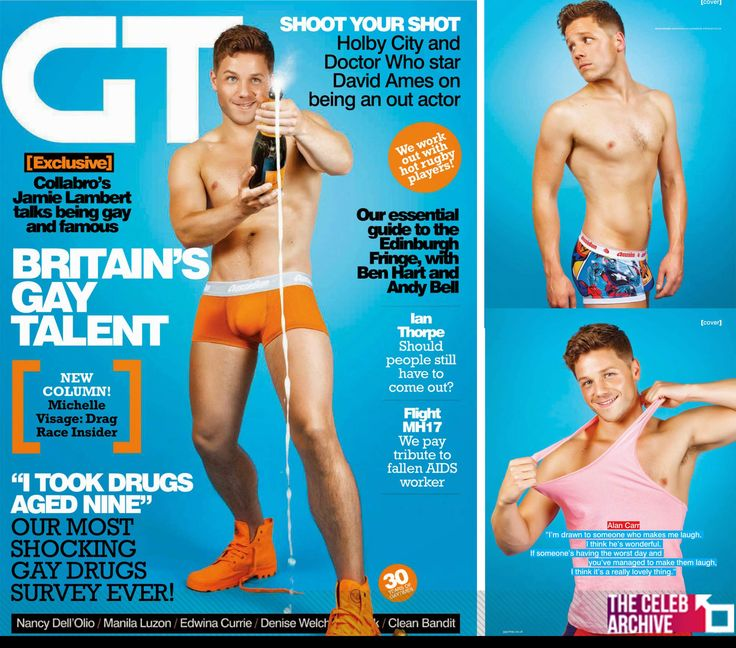 Actor David Ames poses for the lens of Lee Roberts in the 2014 August Ediction of Gay Times!   All The pictures > https://www.thecelebarchive.net/ca/gallery.asp?folder=/David%20Ames/&c=1