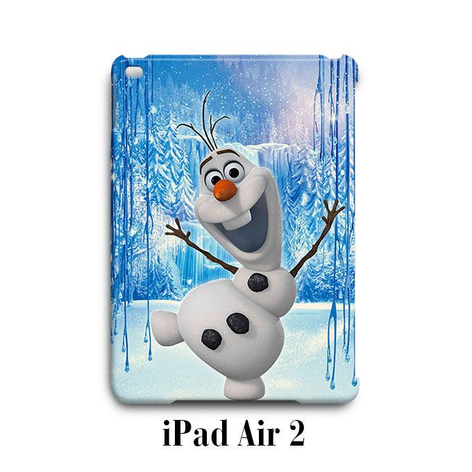 Olaf Frozen iPad Air 2 Case Cover