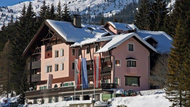 Hotel Mooserkreuz in St. Anton am #Arlberg - günstige Angebote online buchen - #Skiurlaub in St. #Anton an #Weihnachten , #Silvester , #Karneval , #Ostern
