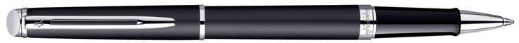 Ручка-роллер Waterman Hemisphere MattBlack Ct черный F s0920850