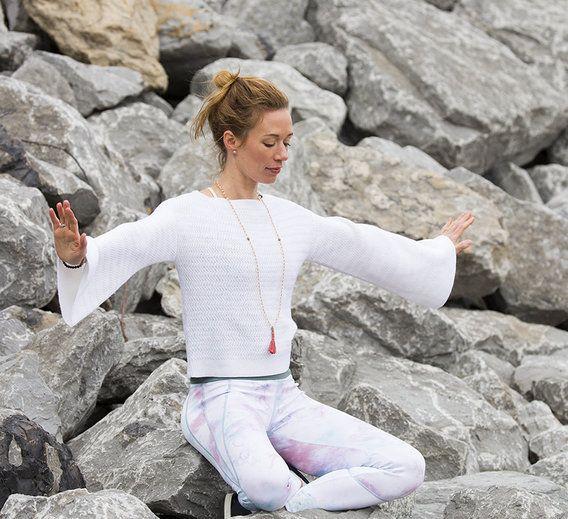 Reiki practitioner and healer Kelsey Patel explains.