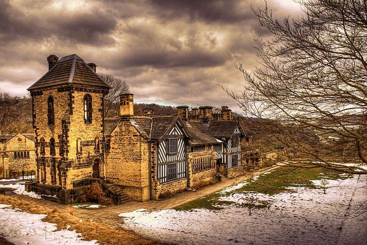 Shibden Hall... Halifax, West Yorkshire, England