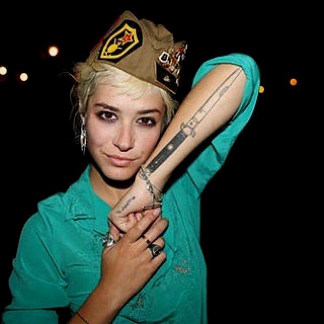 F yeah knife tattoo! | Knife Life. | Dövme