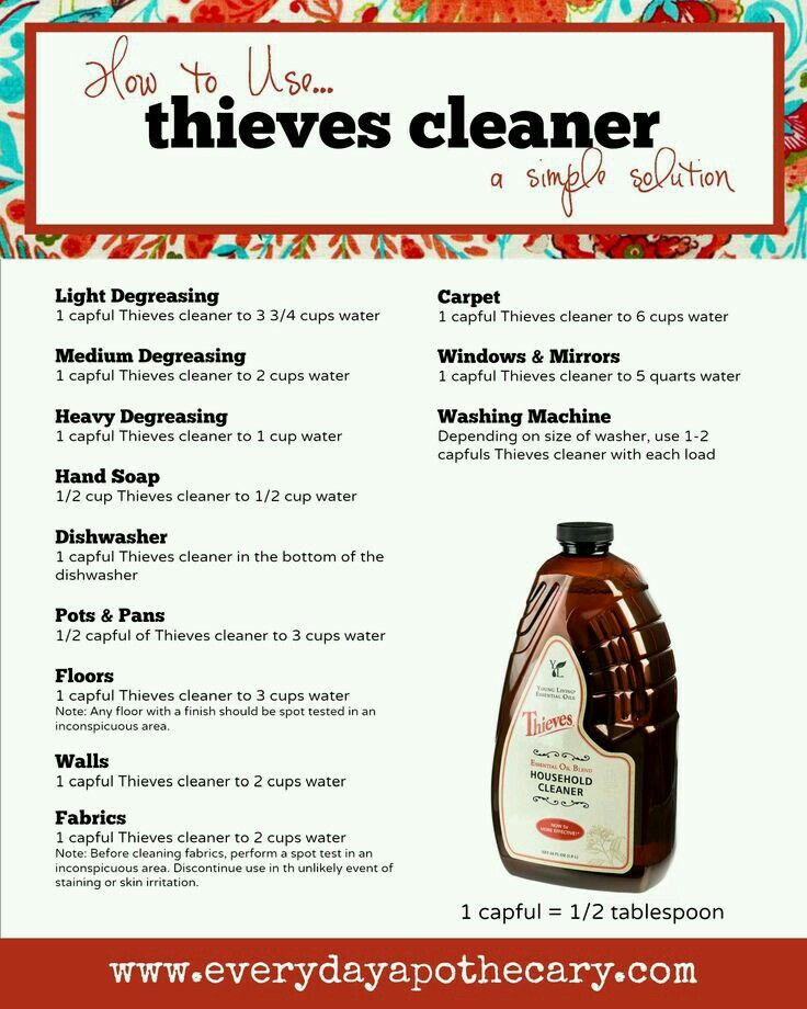 78 Best Images About DIY Cleaning With EO & Thieves