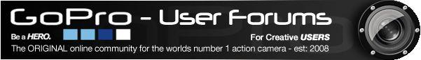 GoPro User Forum • Index page
