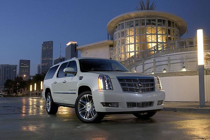 2014 Cadillac Escalade 2014 Cadillac Escalade esv Platinum – TopIsMagazine