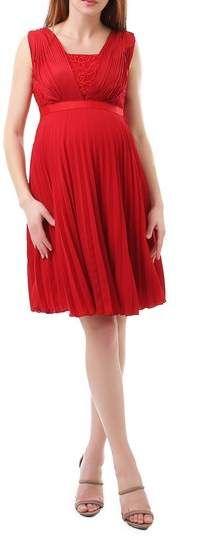 Beautiful Chiffon & Lace Maternity Dress.#ad