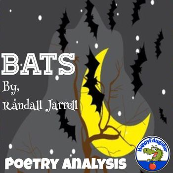 a literary analysis of the poetry by randall jarrell O'brien's journalistic style allows students to delve into theme and literary analysis without being weighed down with heavy diction and ornate syntax the things they carried: lesson ideas losses by randall jarrell.