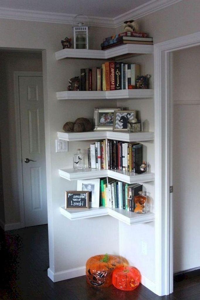 25 Creative Storage Ideas For Small Spaces Godiygo Com Diy