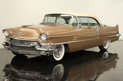 1956 cadillac sedan deville 4 door hardtop original 39 s for 1956 cadillac 4 door sedan