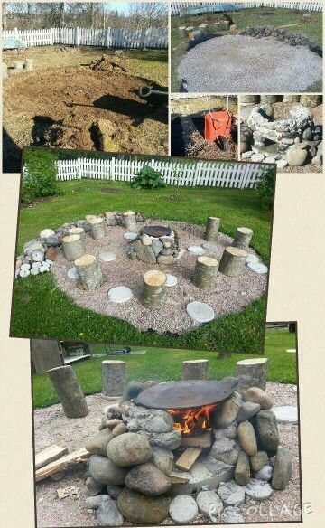 Nuotio muurikkapannu kesä ulkoruokailu outdoor fireplace