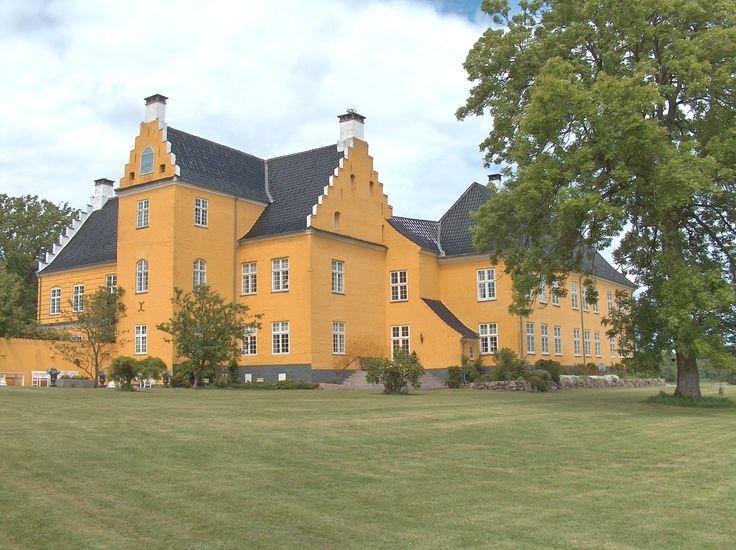 danske patter Gammel Estrup castle