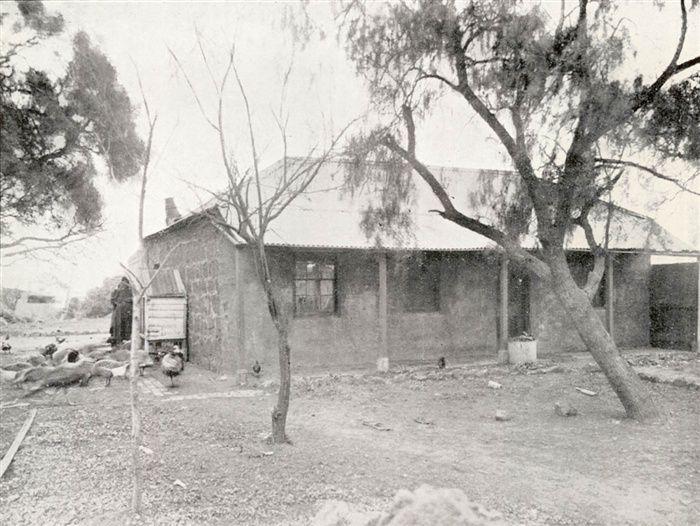 Darebin Heritage - Early German pioneer house in Separation Street