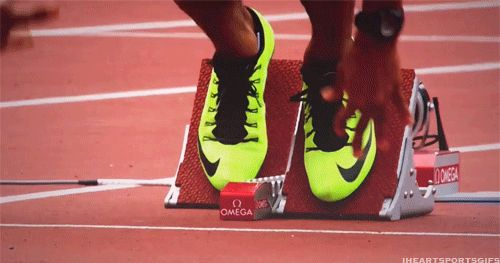 Sometimes, all you need to do is take that first step. | 21 Things Track And Field Teaches You About Life